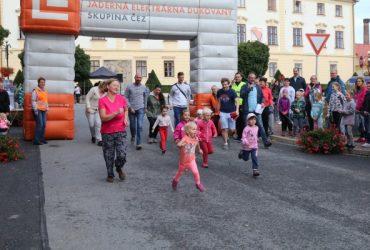 Běh městem 2020 – Hrotovice – 19. 9. 2020