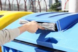 Ve sběru papírového odpadu jsou Okříšky nejlepší na Vysočině
